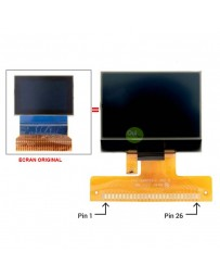 Ecran LCD compteur Golf 4 Ford Galaxy