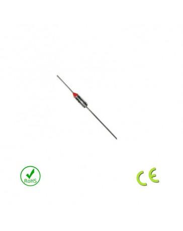 Fusible thermique 144 °c 250v 10a