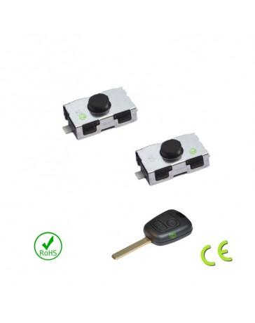 Bouton switch télécommande clé C1 C2 C3 C4