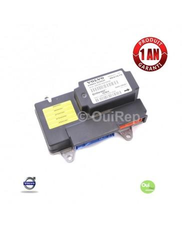 réparation calculateur boitier Airbag Volvo Code erreur CFFF C30 C70 V40 S40 V50