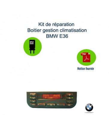 Kit réparation unité commande clim Bmw E36