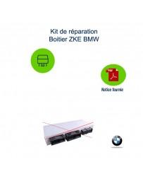 Kit réparation boitier ZKE BMW