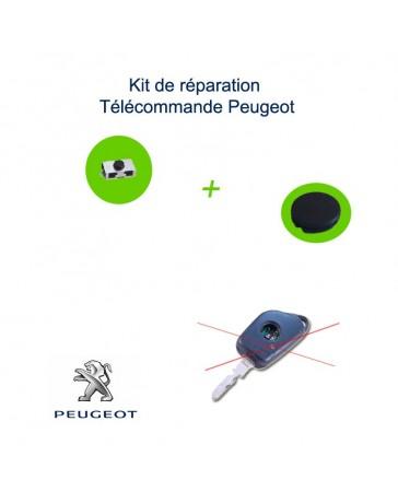 Kit réparation télécommande 406 Partner